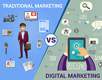 Why a Blend of Both Traditional and Digital Marketing
