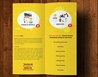 Branding (Brochure Design)