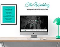 The Wedding - Wordpress Theme