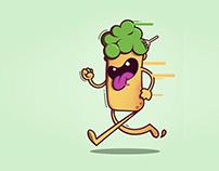 Runing M.. Carrot ?