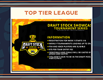 Top Tier Leagues Tournament Package