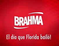 Brahma | YouTube Buzz First Flashmob in Argentina