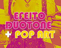 Efeito Duotone + Pop Art com Photoshop – Tutorias de Ph