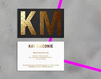 Kat Maconie — Branding