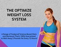 Banner on Weight Loss