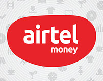 Airtel Money Android App Redesign Concept