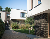 Apartments in Uccle (Belgium)