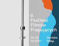 6. Festiwal Filmów Frapujących