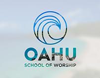 Oahu School of Worship   Logo Design