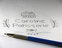 Caroline Patisserie Logo