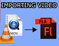 Learn Video in Flash/Animate CC