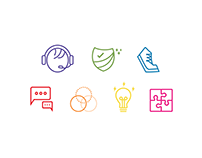 MSA: Icon Set