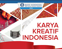 """Karya Kreatif Indonesia"" Marketing Collaterals"