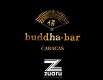 Budha Bar Caracas Website (Design & Development)