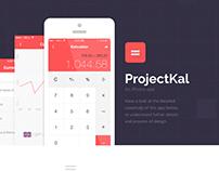 Calculator App - UI/UX Design