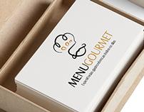 Logo Menu Gourmet