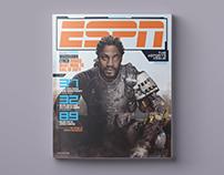 ESPN Cover: Call of Duty BO3