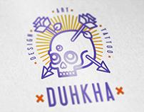 Aplicaciones Logo Duhkha