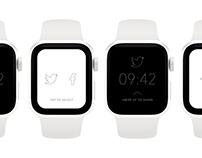TimeShare Watch App Prototype