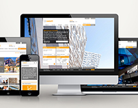 Sweett Group plc Corporate website