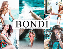 Free Bondi Mobile & Desktop Lightroom Preset