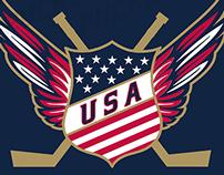 USA Hockey Concept - 2014