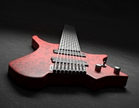 Strandberg´s 9 String Guitar