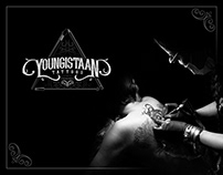 Youngistaan Tattoos | Brand Logo Design