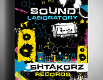 Shtakorz Poster # 12 - Sound Laboratory