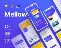 Mellow UI Kit