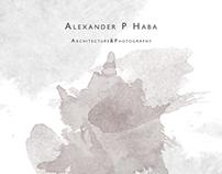 Portfolio Spring 2018 Alexander P Haba