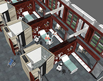 The Person-Centered Hospital Room