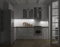Scandi-kitchen