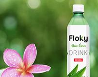Aloe Drink Packaging