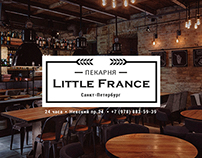 Bakery Little France | landing page
