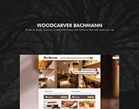 Holzschnitzerei Bachmann - Ecommerce - Shop - Corporate