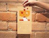 Calendário 2020 | Calendar 2020