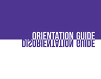 Disorientation Guide 2016