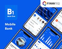 B1 - Mobile Bank App UX