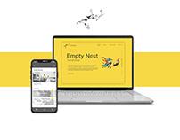 Shakha:Community platform to tackle Empty Nest Syndrome