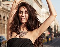 JE T'AIME PARIS - Editorial for MODA Magazine