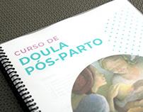 Fotografia Curso de Doula Pós-parto