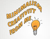 Minimalism&Creativity