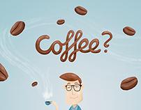 The sweet taste of coffee