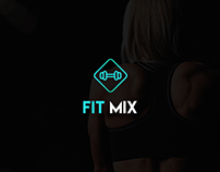 FitMix Fitness Website