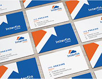 Interfin // Logo Design and Braning