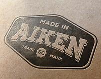 Made in Aiken Logo Contest Entry
