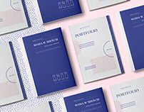 Master Degree & Portfolio | Editorial Design