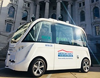 UW Partnership Autonomous Vehicle