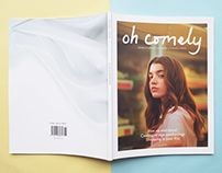 Oh Comely Issue 36 Awake